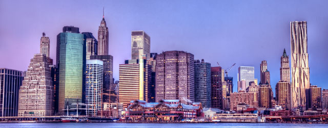 Manhattan, New York, Landscape, City, HDR, Photography, Photo, HDR Photographer, NYC