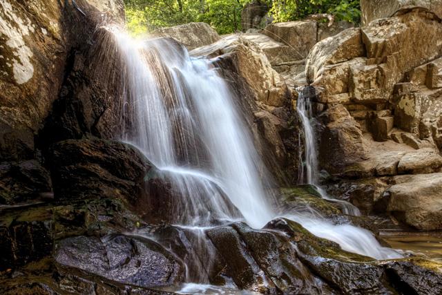 scotts run, waterfall, mclean, virginia, hdr, potomac, great falls, landscape, long exposure, abpan, angela b. pan