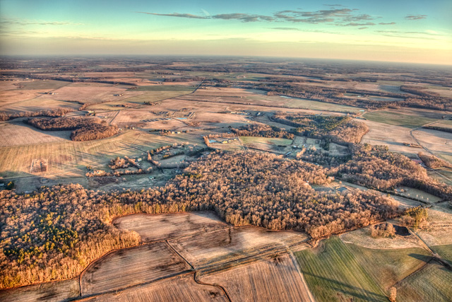 hot air balloon, birds eye view, angela b. pan, abpan, landscape, hdr, travel, maryland, sunrise,