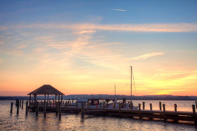 alexandria, dock, sunrise, landscape, hdr, travel, photo, photography, virginia, waterfront, odl town, angela b. pan, abpan