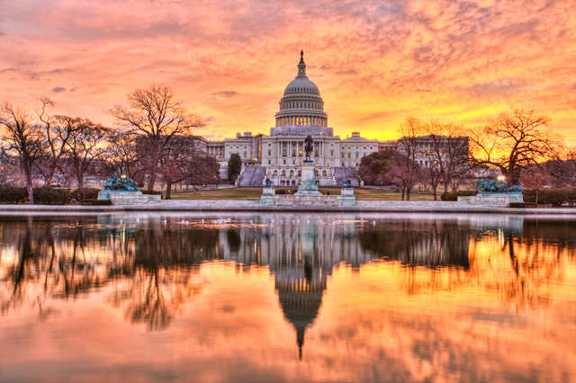 capitol, washington dc, sunrise, landscape, hdr, photography, photo, us, angela b. pan, abpan,