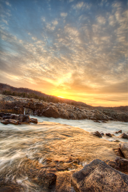 great falls, mather gorge, angela b. pan, abpan, virginia, landscape, hdr, photography, photo, virginia,