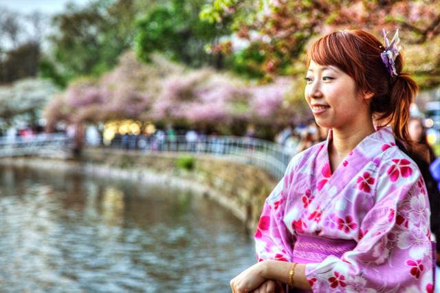 japan, japenese, tidal basin, angela b. pan, abpan, hdr, travel, portrait, photo, photography, washington dc