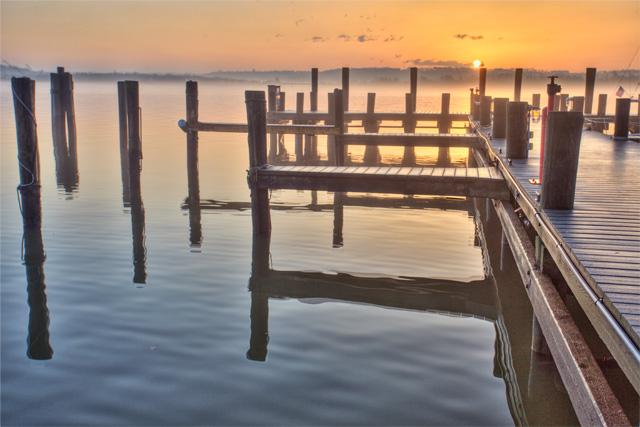 alexandria, virginia, landscape, sunrise, docks, waterfront, hdr, photography, photo, travel, angela b. pan, abpan