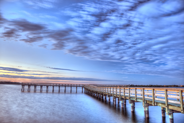 calvert county, maryland, sunset, landscape, hdr, angela b. pan, abpan, photography, photo, dock,
