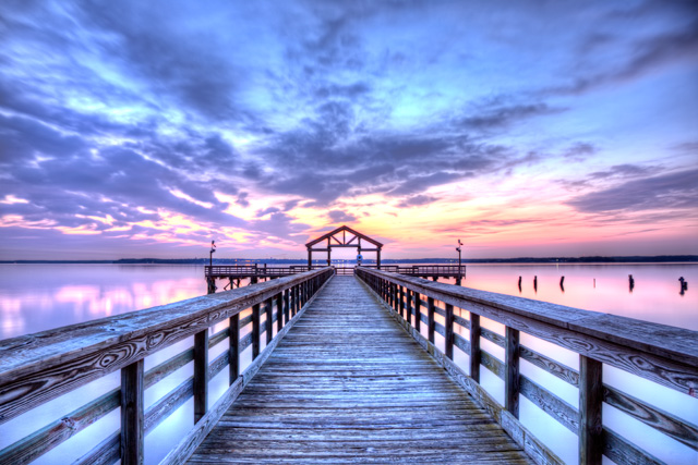leesylvania state park, fishing pier, angela b. pan, abpan, hdr, photography, photo, landscape, woodbridge, virginia, travel