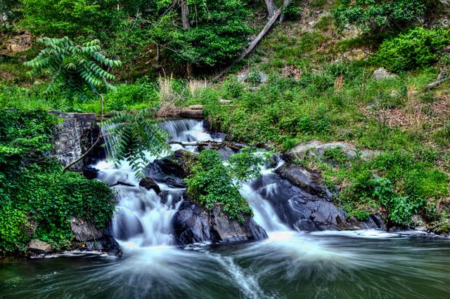 waterfall, maryland, great falls, angela b. pan, abpan, hdr, travel, landscape, md, photography, photo