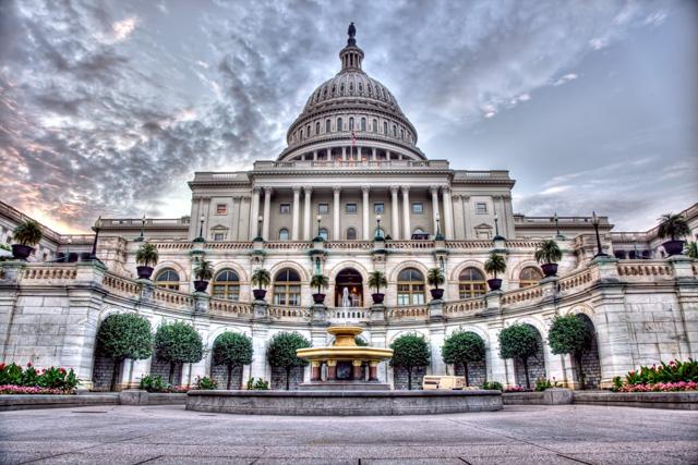 capitol, sunrise, us, washington dc, hdr, landscape, photography, photo, angela b. pan, abpan, government