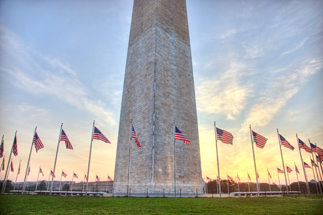 monument, washington dc, sunrise, landscape, hdr, photography, photo, angela b. pan, abpan