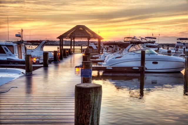 alexandria, va, sunrise, dock, boat, angela b. pan, abpan, hdr, photography, photo, landscape