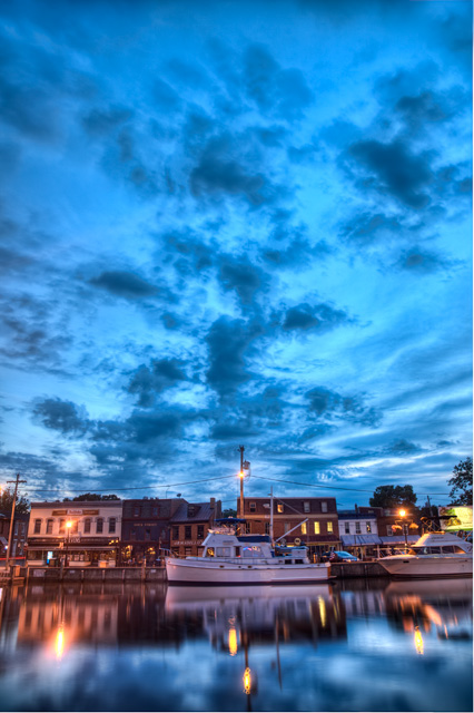 annapolis, md, sunrise, landscape, boat, clouds, angela b. pan, abpan