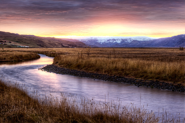 iceland, sunrise, hdr, photography, photo, travel, angela b. pan, abpan,