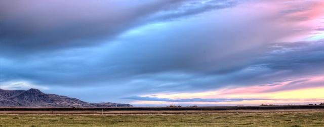 sunset, iceland, Smaratun, hdr, travel, angela b. pan, abpan, photo, photography