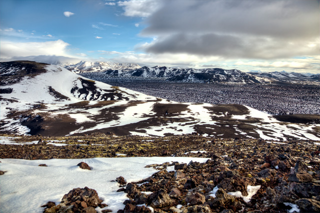 iceland, mountain range, hdr, travel, photo, photography, snow, angela b. pan, abpan