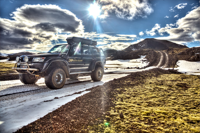 south iceland adventures, super jeeping, iceland, angela b. pan, abpan, hdr, travel