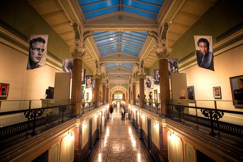 national portrait gallery, washington-dc