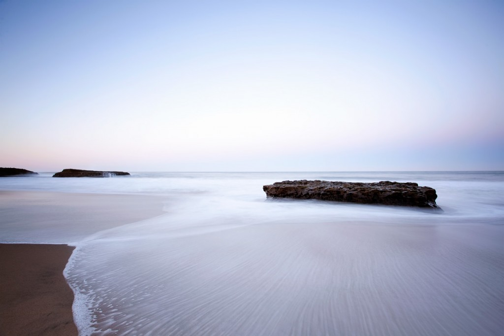 four mile beach, california, sunrise, davenport, santa cruz