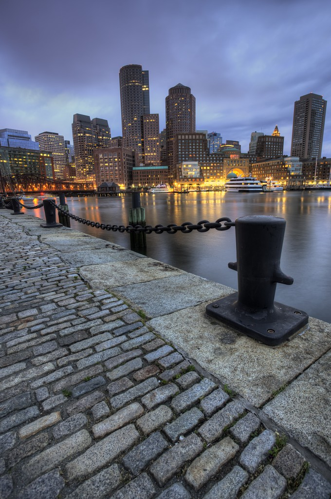 boston, fan pier, sunrise, skyline, prints, posters, licensing