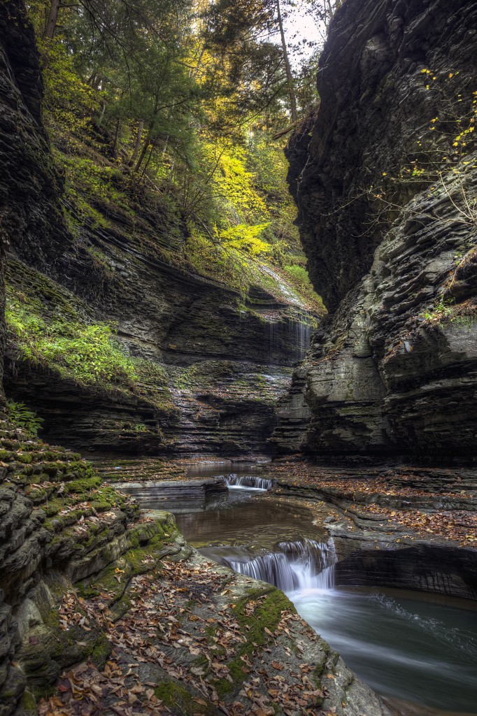 watkins glen, state park, gorge trail, new york, united states, usa, america, landscape