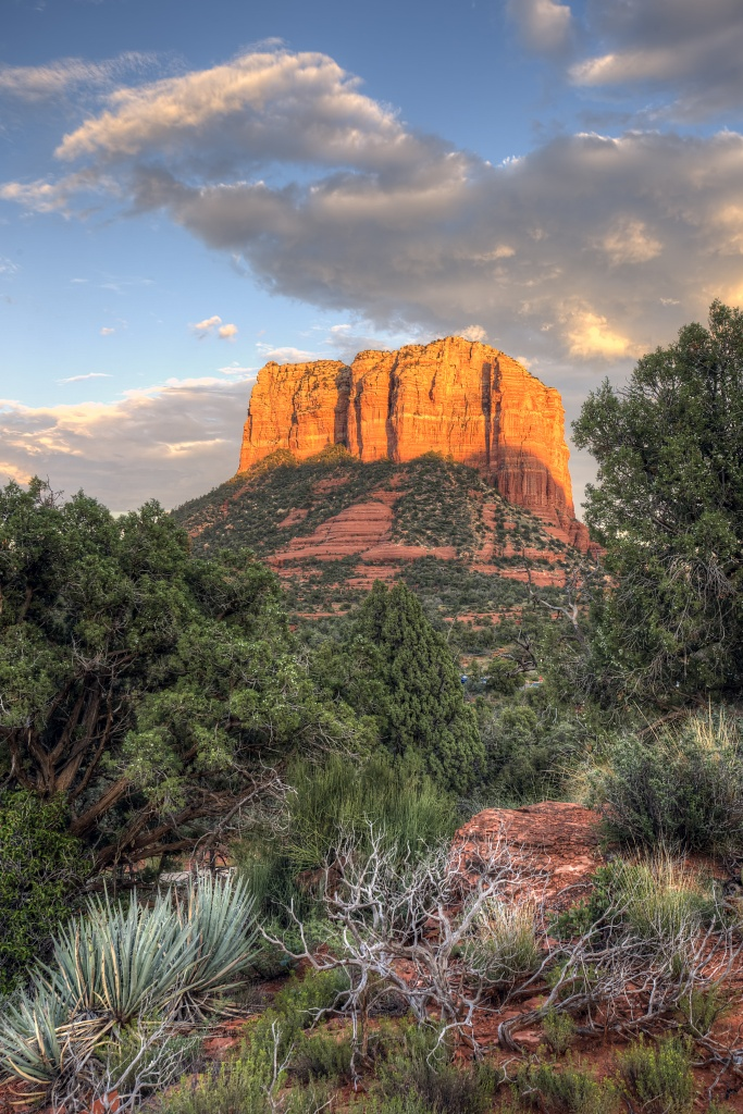 sedona, arizona, travel, united states, usa, red rock, cathedral rock
