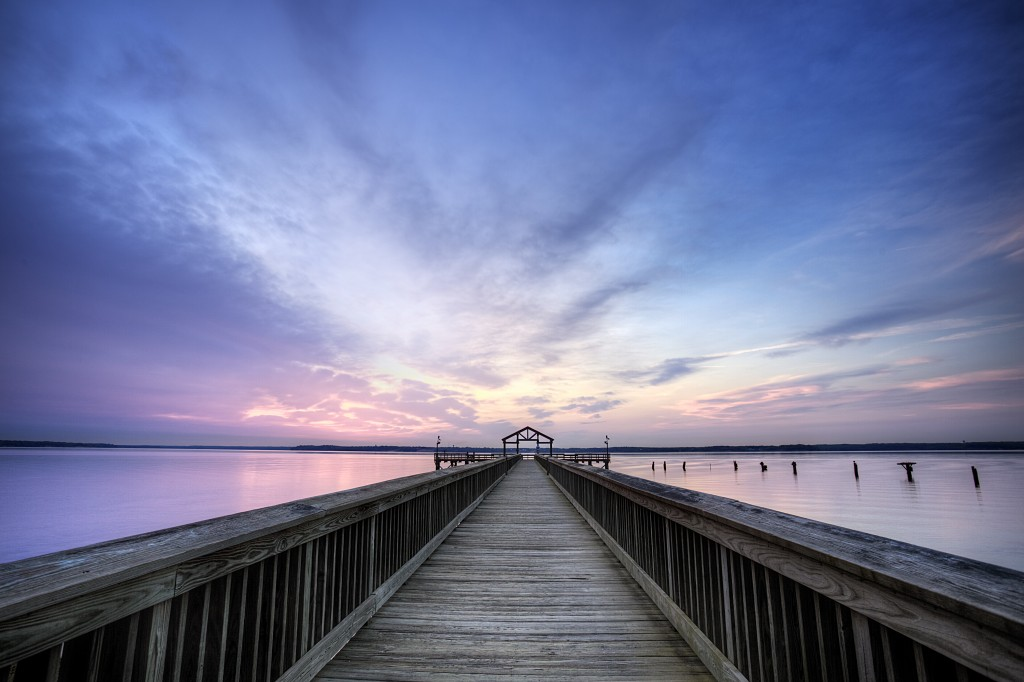 leesylvania fishing pier, state park, virginia, sunrise, bridge, fishing, summer, va, travel, water