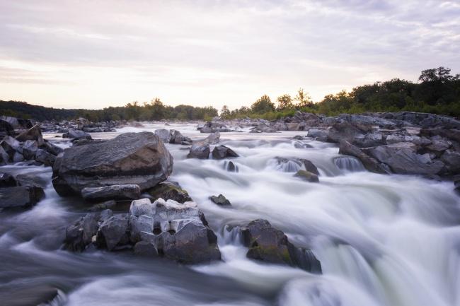 great falls, waterfalls, water, rocks, nature, national park, virginia, va, sunrise, hike, local, park, outdoors