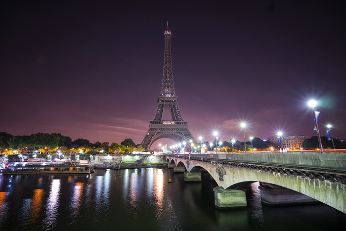 When I think about our Paris trip, this is the image I think about. I love all the colors and lights. Plus Andrew and I bought a bottle of wine off of some guy on the street and we were just sipping and taking pictures. Actually, I sipped a little, he sipped most, I was taking pictures