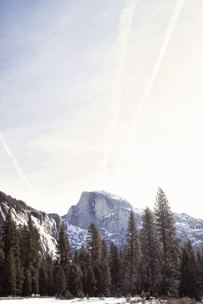 half dome, yosemite, california, ca, travel, national park, half dome, sky,