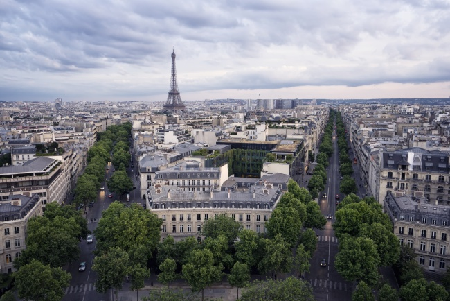 arc de triomphe, place charles de gaulle, napoleon, eiffel tower, paris, europe, road, streets, visit, best view,