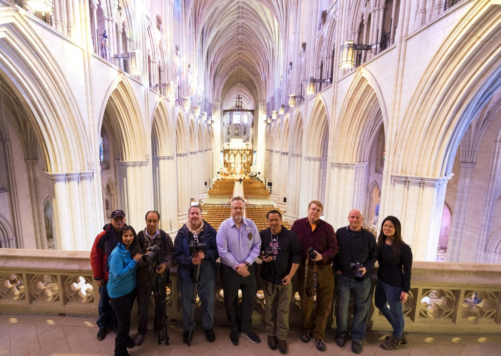 arcanum, meetup, national cathedral, photographers,