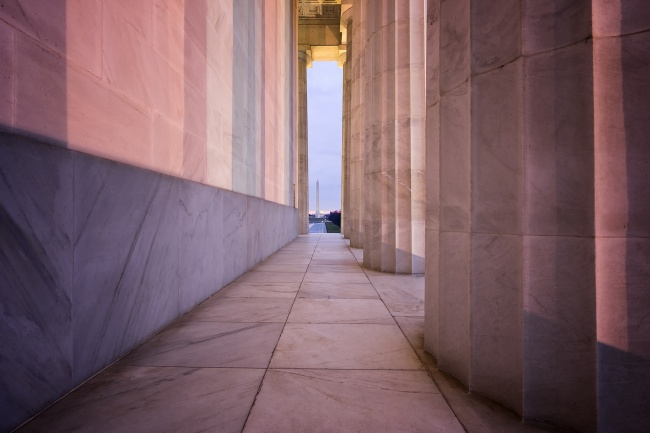 lincoln memorial, washington dc, columns, national mall, doric, president lincoln, memorial, abraham, washington dc,