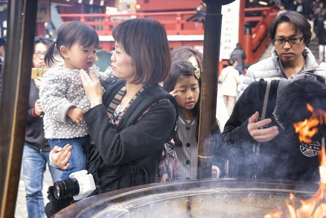 sensoji, asakusa, tokyo, japan, Jokoro, incense, smoke, temple, shrine, tradition, smoke, travel, visit, must see