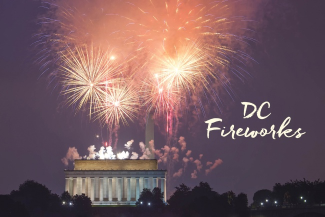 fireworks, july forth, independence day, washington dc, lincoln memorial, washington dc,