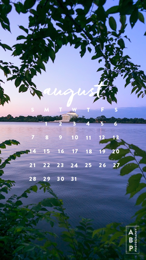 August Wallpaper Download_Angela B Pan