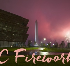 fireworks, 4th of july, indepdence day, washington dc, vlog, video, celebration, holiday, america