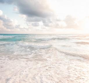 cancun, mexico, vivamexico, visit, beach, caribbean, relax, serene, water, clear water, salt, sand, clouds, sunrise, beaches, fun,
