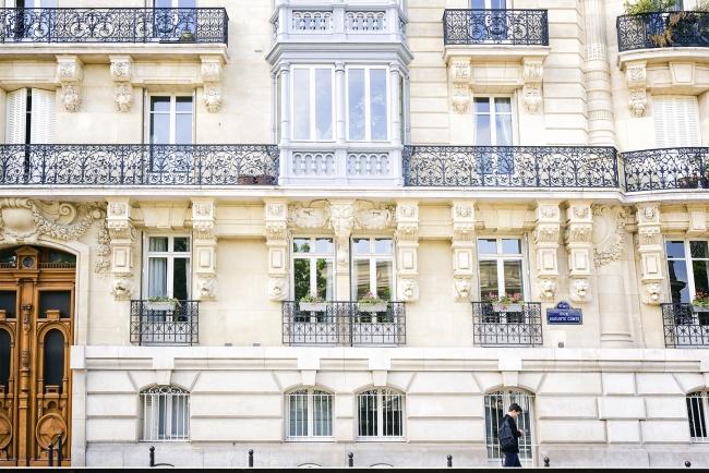 paris, france, europe, visit, travel, building, stride by, white, architecture, city