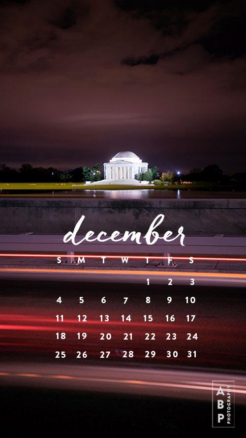 December Wallpaper Download_Angela B Pan