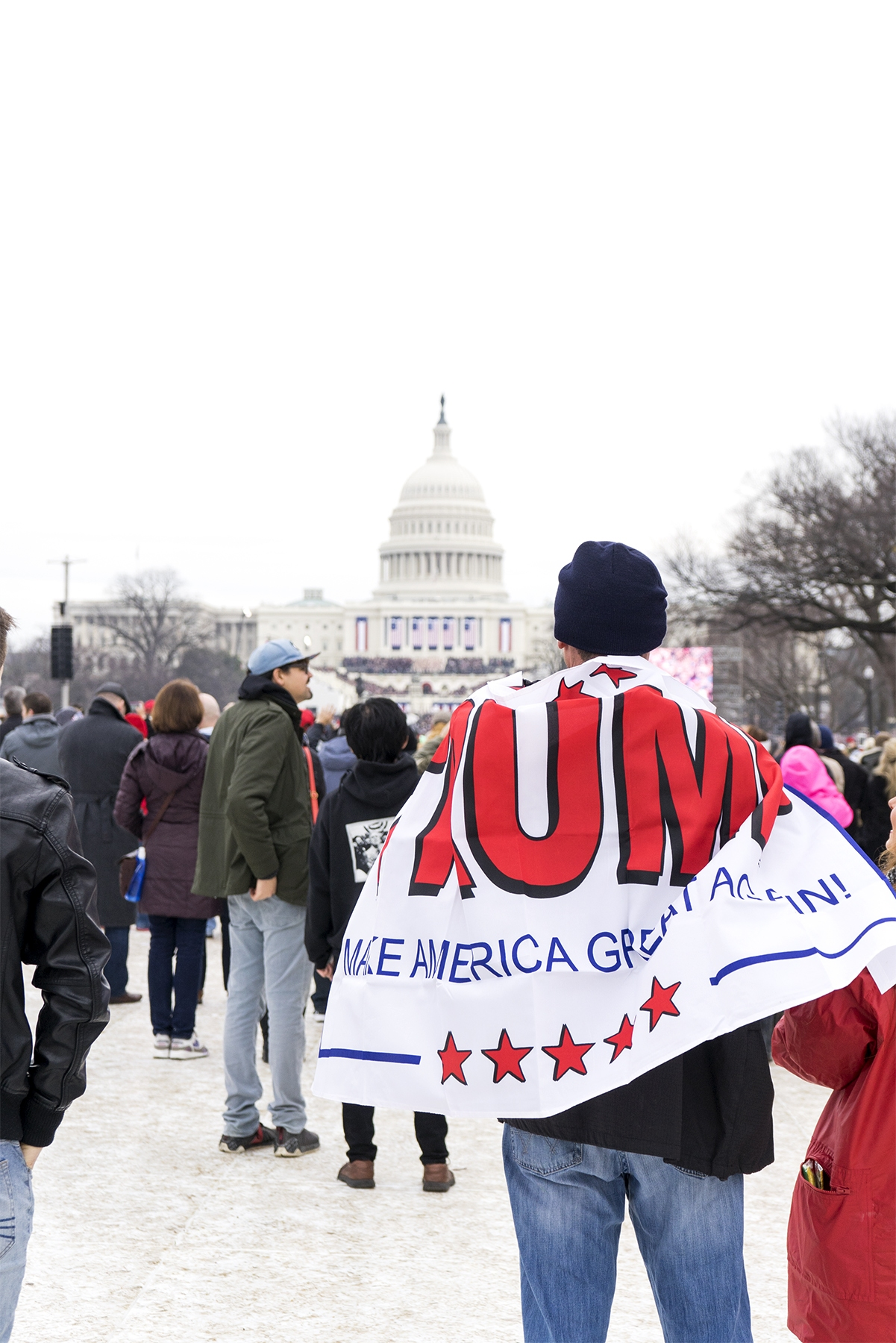 inauguration, 2017, president elect, donald trump, protest, january 20, washington dc, people, street,