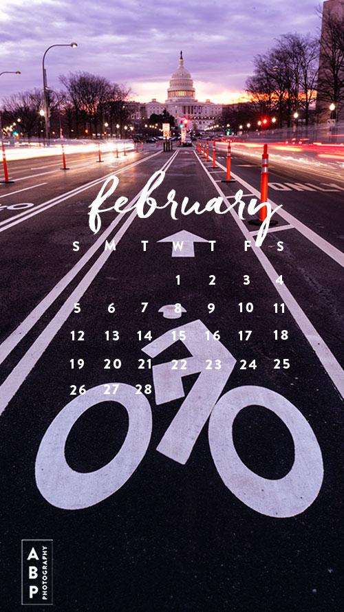February Wallpaper Download_Angela B Pan