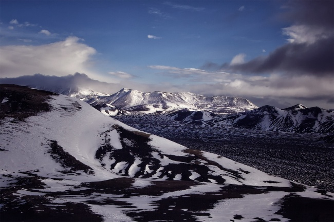 iceland, nordic island, landscapes, volcanoes, glaciers, snow, ice, europe, travel, mountain,