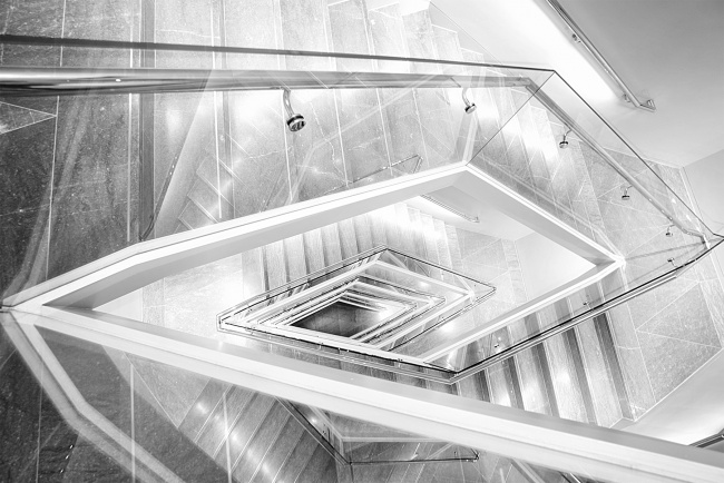 national gallery of art, myngadc, staircase, national mall, constitution, art museum, washington dc, black and white, architecture, museum, art,