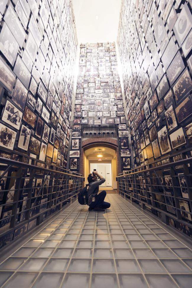 washington dc, holocaust museum, dc, museum, memorial, national mall, ushmm, history, Southwest, visit, tourist, travel, tower of faces, survivor, lithuania, school, photographer, photography, interior, nazis,