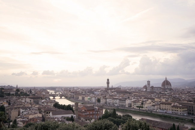 italia, italy, florence, firenze, piazzale michelangelo, pasta, stairs, photographers, photo, painting, sunset, best view, entire city, europe, visit, travel, pasta, pizza,