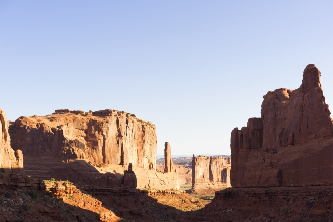 arches national park, devils garden, trail, arches, utah, moab, ut, hot, shadows, rock formations, weather, hike, trails, fiery furnace, national park, usa, america, moab, park, delicate arch, courthouse towers