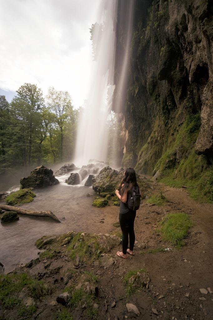 covington, va, virginia, road trip, travel, visit, waterfall, views, summer, swim, hot, alleghany county,