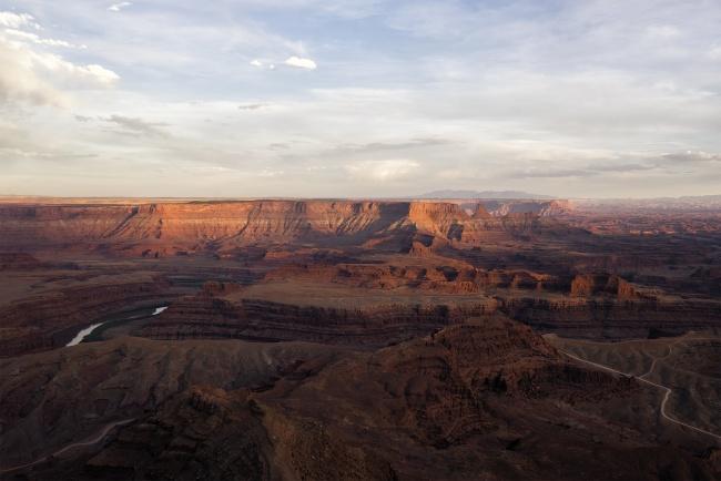 dead horse point, state park, utah, moab, red rocks, landscape, sunset, national park, westworld, hbo, scenery, southwest, show, surreal, usa, united states