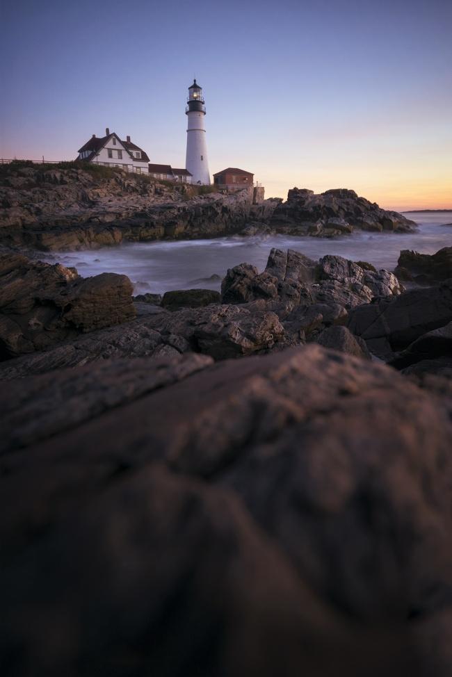 Portland, Maine, lighthouse, to do, portland head light, city, lobster, water, sunrise, new england, visit, travel, must see, city, rocks, cliffs, lighthouse, cape elizabeth, casco bay, gulf of maine, harbor, light station