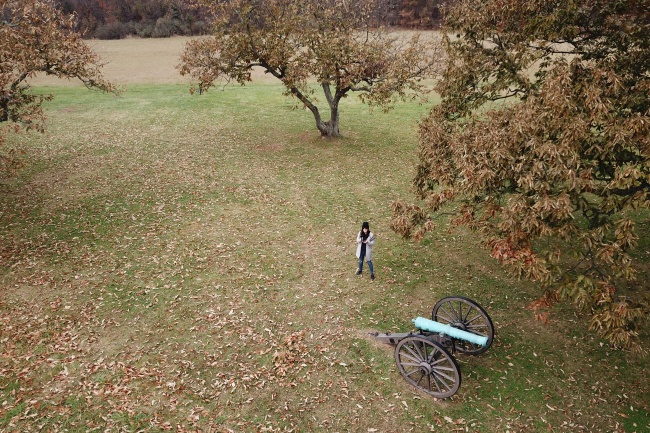 DJI Mavic Pro, drone photography, selfie, from up above, virginia, va, flying, fears, thankful, gratitude,