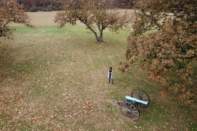 DJI Mavic Pro, drone photography, selfie, from up above, virginia, va, flying, fears, thankful, gratitude,